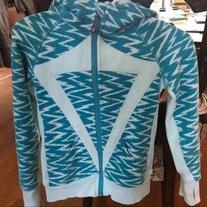 Ivivva jacket size 10